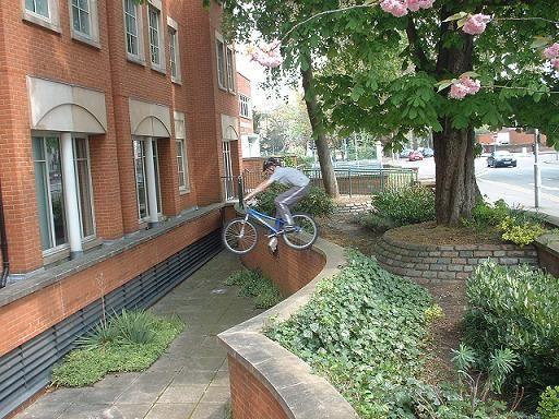 gap to drop