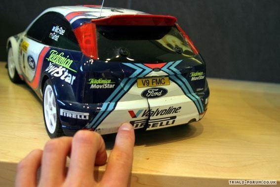 focus rc car 2