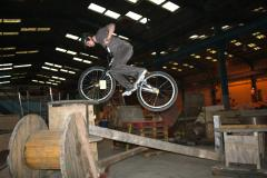 Dynamix Trials Park, Gateshead...