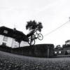Trials biker ed